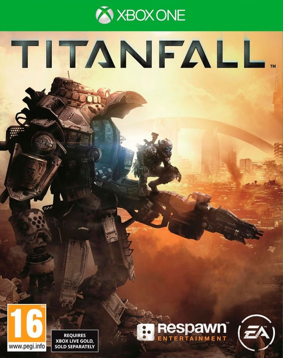 Xbox One - Titanfall Physique (Box) 785300118239 Photo no. 1