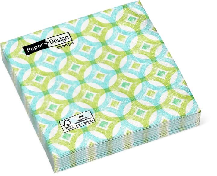 JANNIC Papierservietten 440263800000 Bild Nr. 1
