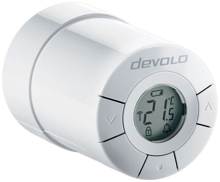 Home Control Heizkörperthermostat Thermostat devolo 798206000000 Bild Nr. 1