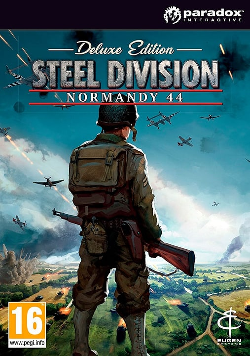 PC - Steel Div: Normandy 44 - Digit Deluxe Edition Download (ESD) 785300134141 Photo no. 1