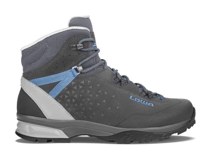Sassa LL Mid Chaussures de trekking pour femme Lowa 473303337086 Couleur antracite Taille 37 Photo no. 1