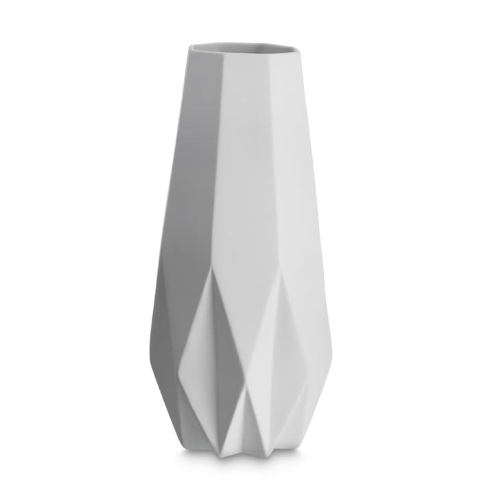 CONIX Vase 396065100000 Dimensions L: 18.0 cm x P: 18.0 cm x H: 40.0 cm Couleur Blanc Photo no. 1