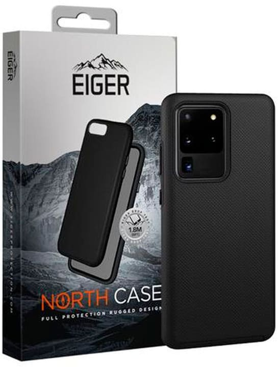 Galaxy S20 Ultra Outdoor Cover black Hülle Eiger 798661100000 Bild Nr. 1