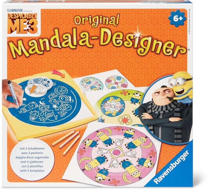DM3 Midi Mandala 747436100000 Bild Nr. 1