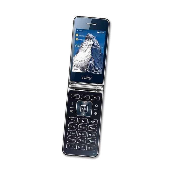 M600D Classico Dual SIM noir Téléphone mobile Switel 785300126784 Photo no. 1
