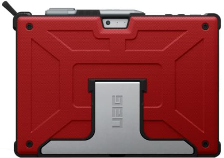 Folio Case red Microsoft Surface Pro 4 Urban Armor Gear 785300137200 N. figura 1