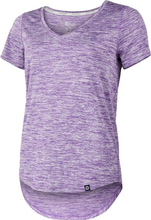 Damen-T-Shirt Perform 464988503491 Farbe lila Grösse 34 Bild-Nr. 1