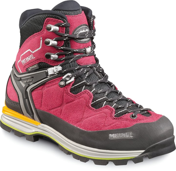Litepeak Pro GTX Chaussures de trekking pour femme Meindl 473314436030 Couleur rouge Taille 36 Photo no. 1