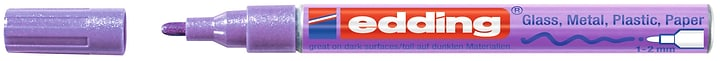 edding marcatore 751 CREA Edding 665509500160 Colore Viola N. figura 1