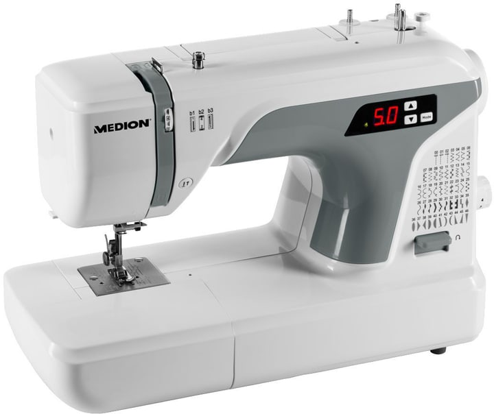 MD 16661 Computer machine à coudre Medion 785300152010 Photo no. 1