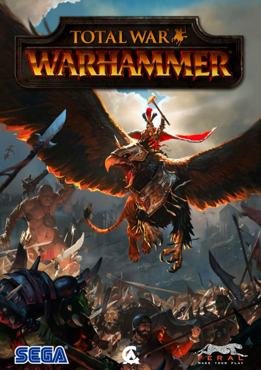 Mac - Total War: Warhammer Numérique (ESD) 785300134081 Photo no. 1
