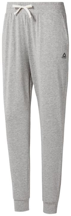 EL JERSEY PNT Pantalon pour femme Reebok 464925700581 Couleur gris claire Taille L Photo no. 1