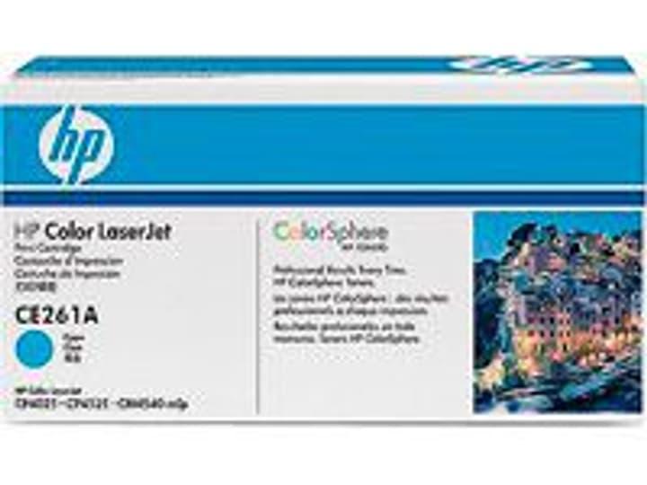 Toner CE261A cyan HP 785300125136 N. figura 1