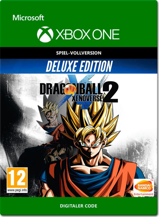 Xbox One - Dragonball Xenoverse 2 Deluxe Edition Download (ESD) 785300137314 N. figura 1