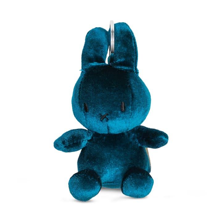 MIFFY peluche 370001400065 Dimensions H: 10.0 cm Couleur Bleu vert Photo no. 1