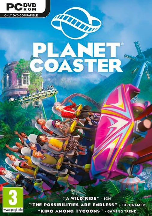 PC - Planet Coast Physisch (Box) 785300122516 Bild Nr. 1