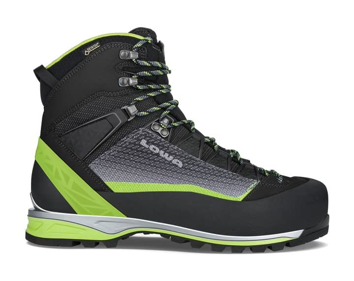 Alpine Pro GTX Chaussures de montagne pour homme Lowa 473316341520 Couleur noir Taille 41.5 Photo no. 1