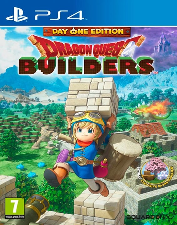 PS4 - Dragon Quest Builders Day One Edition 785300121401 Photo no. 1