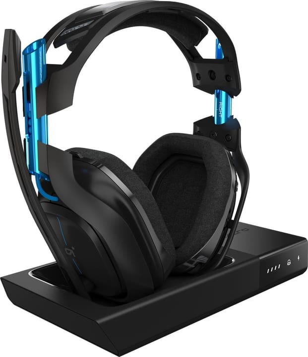 Gaming A50 Headset 7.1 Dolby & Base Station PS4 Headset Astro 798070900000 Bild Nr. 1