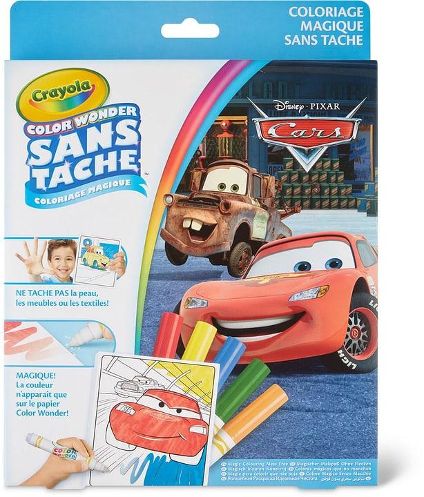 Disney Cars 3 Pages à colorier Color Wonder Classic 747428600000 Photo no. 1