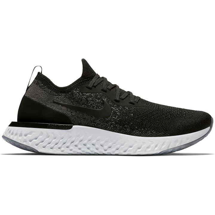 Epic React Flyknit Chaussures de course pour femme Nike 463223941020 Couleur noir Taille 41 Photo no. 1