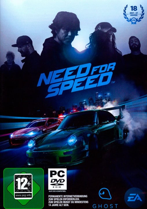 PC - Need for Speed Box 785300129103 Photo no. 1