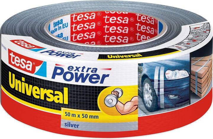 nastro telato Extra Power Tesa 673001400000 Colore Grigio N. figura 1