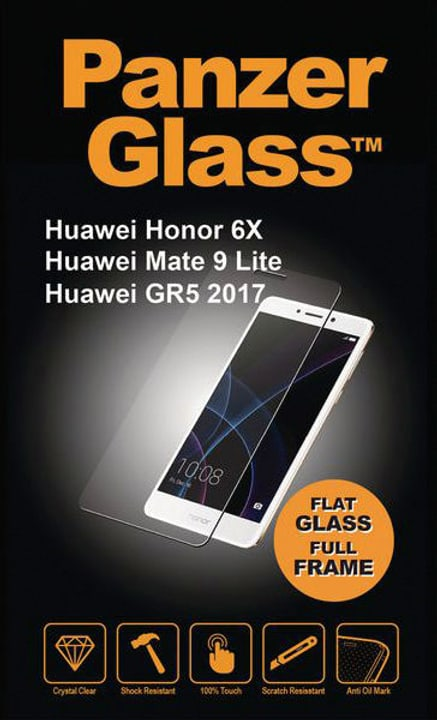 Flat Clear Huawei Honor 6X Panzerglass 785300134518 Bild Nr. 1