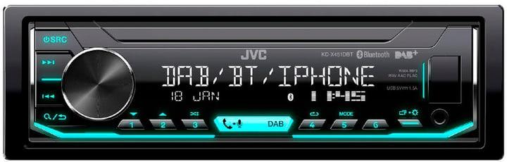 KD-X451DBT-ANT Autoradio JVC 785300144133 N. figura 1