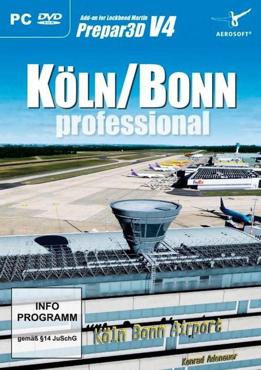 PC - Köln Bonn professional für Prepar3D V4 D Box 785300141405 N. figura 1