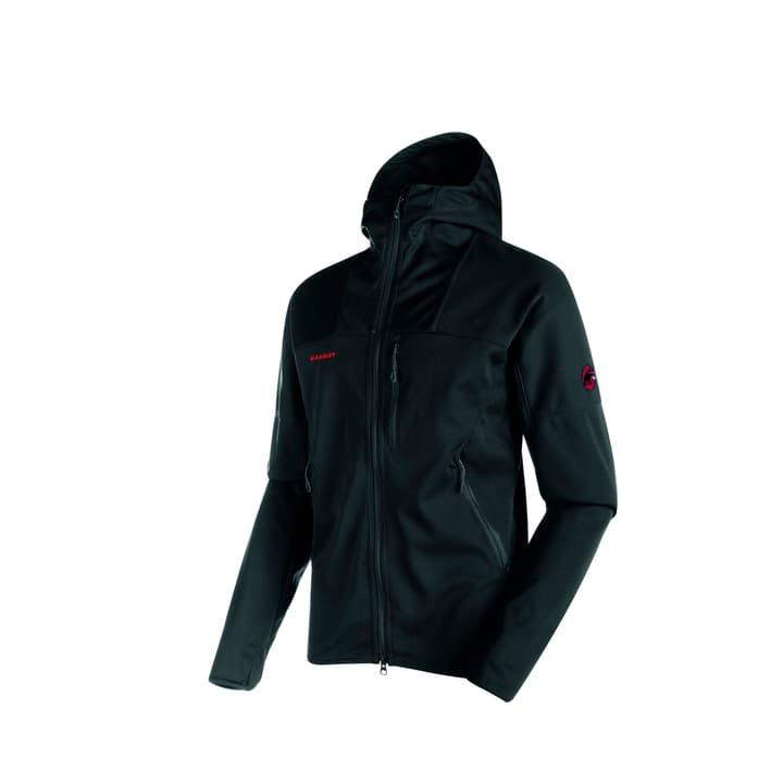 Ultimate Veste softshell pour homme Mammut 462761300320 Couleur noir Taille S Photo no. 1