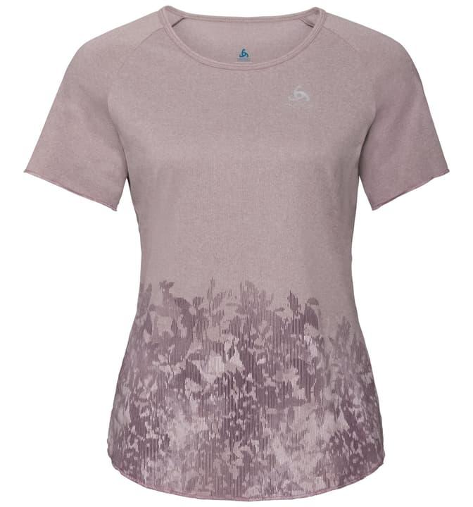 Millenium BL Top Crew neck Damen-T-Shirt Odlo 470182300339 Farbe altrosa Grösse S Bild-Nr. 1