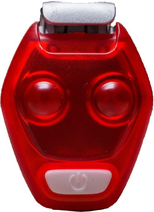 hybrite mini / 2Stk. Running-Licht Nathan 470169701030 Farbe rot Grösse XXS/XS Bild-Nr. 1