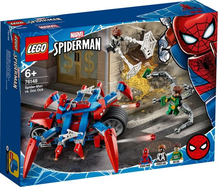 LEGO Marvel 76148 Spider-Man vs. Doc Ock 748739600000 Photo no. 1