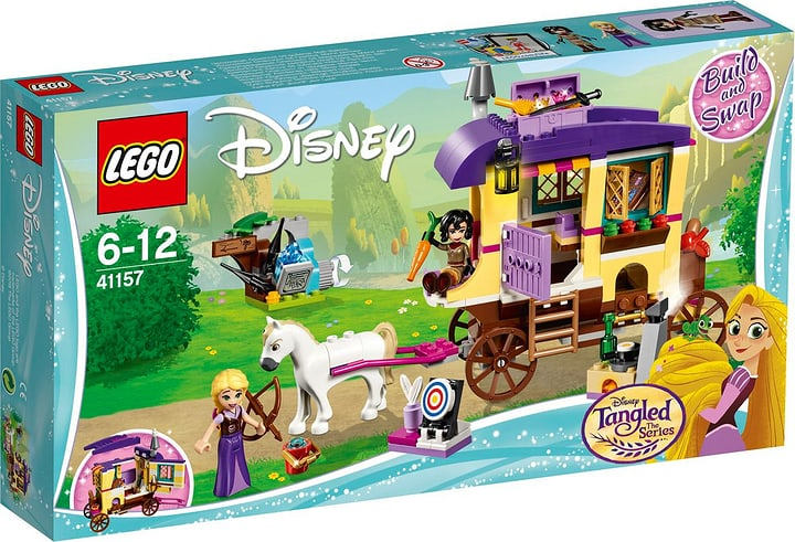 Lego Disney La caravane de Raiponce 41157 748881000000 Photo no. 1