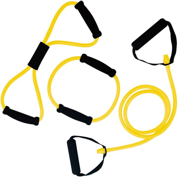 Tubing Set Light - Gummizug mit Griffen Tunturi 463069700000 Bild-Nr. 1