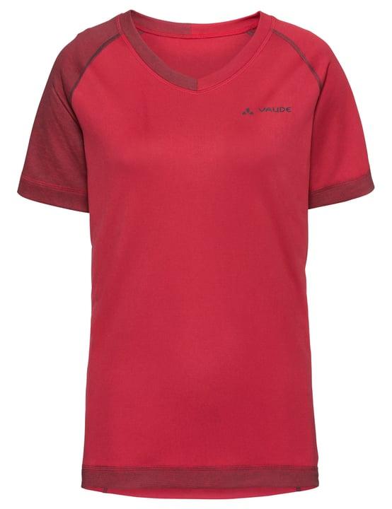 Women's Moab Shirt III Maillot à manches courtes pour femme Vaude 461351803631 Couleur rouge claire Taille 36 Photo no. 1