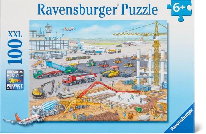 Aéroport Ravensburger Puzzle 748978600000 Photo no. 1