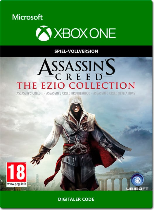 Xbox One - Assassin's Creed - The Ezio Collection Digital (ESD) 785300137219 N. figura 1