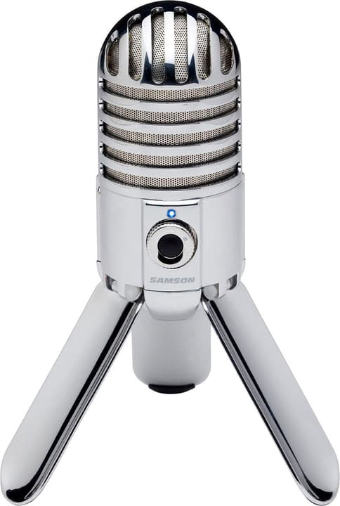 Meteor USB Microphone microphone en streaming Samson 798271300000 Photo no. 1