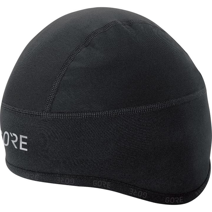 C3 WINDSTOPPER® Helmet Cap Unisex-Bikemütze Gore 463505201320 Farbe schwarz Grösse S/M Bild Nr. 1