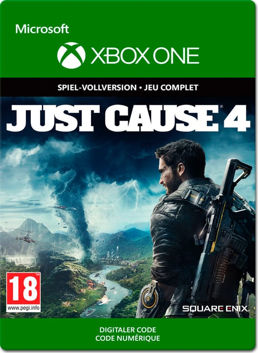 Xbox One - Just Cause 4: Std Edition Download (ESD) 785300141396 N. figura 1