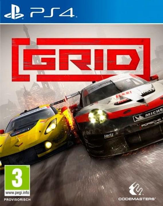 PS4 - GRID I Box 785300145967 Photo no. 1