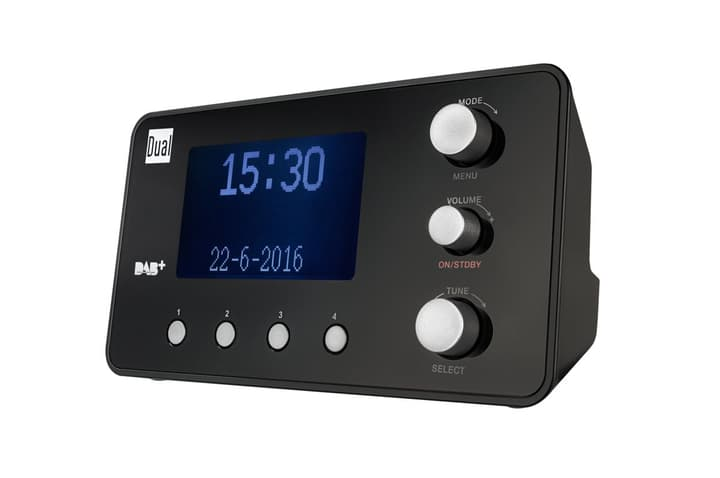 DAB CR 25.1  radio reveil Dual 773411900000 Photo no. 1