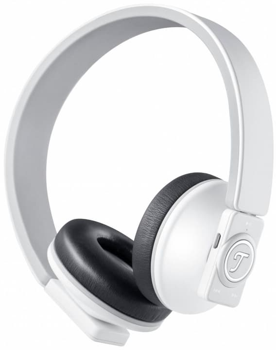 Airy - On-Ear Bluetooth 4.0 casque blanc Teufel 785300130741 Photo no. 1
