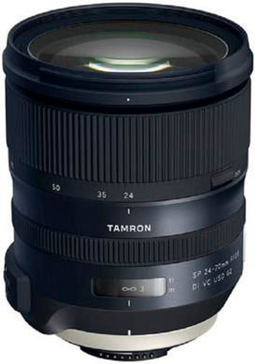 AF SP 24-70mm f / 2.8 Di VC USD G pour Nikon Objectif Tamron 785300129938 Photo no. 1