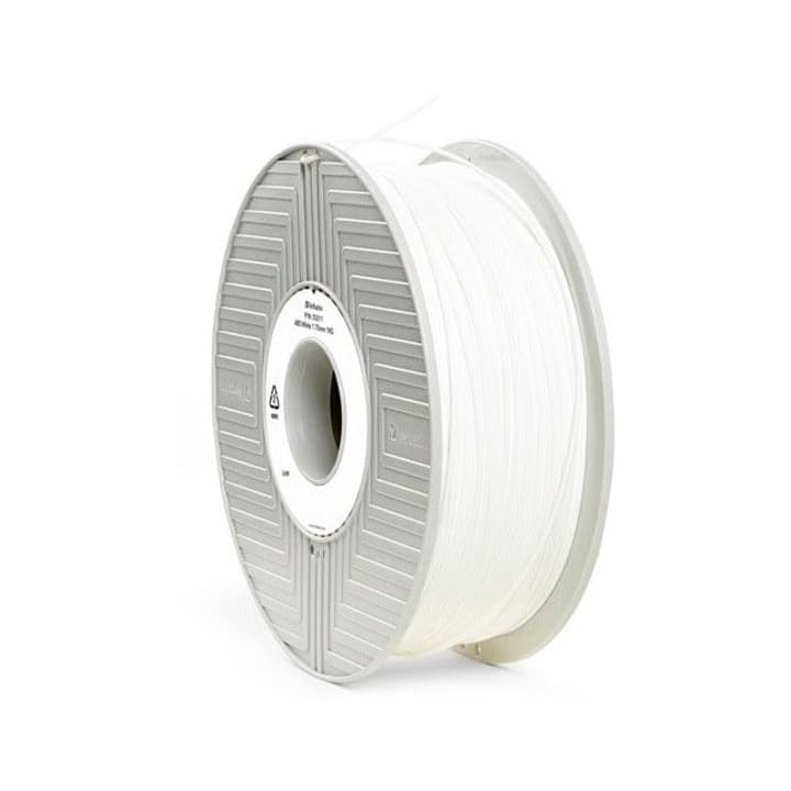 Filament ABS 1.75mm 1000g bianco Verbatim 785300126350 N. figura 1