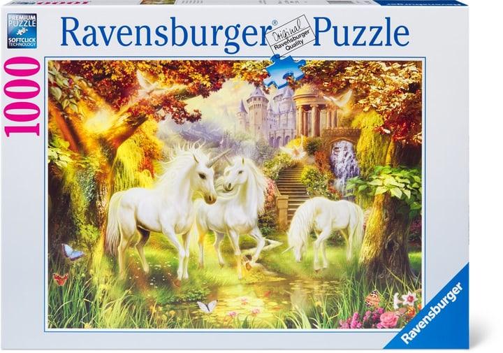 Puzzle Licornes 1000 pièces 748988700000 Photo no. 1