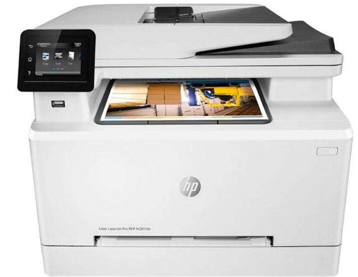 Color LaserJet Pro-MFP M281fdn imprimante / copieur / scanner / fax HP 785300132074 Photo no. 1