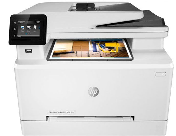 Color LaserJet Pro-MFP M281fdn Multifunktionsdrucker HP 785300132074 Bild Nr. 1